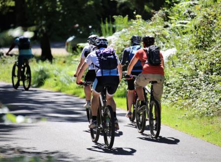 campeggio ciclisti lago garda